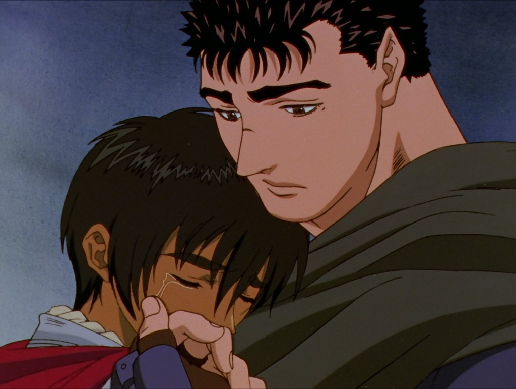 guts comforting casca