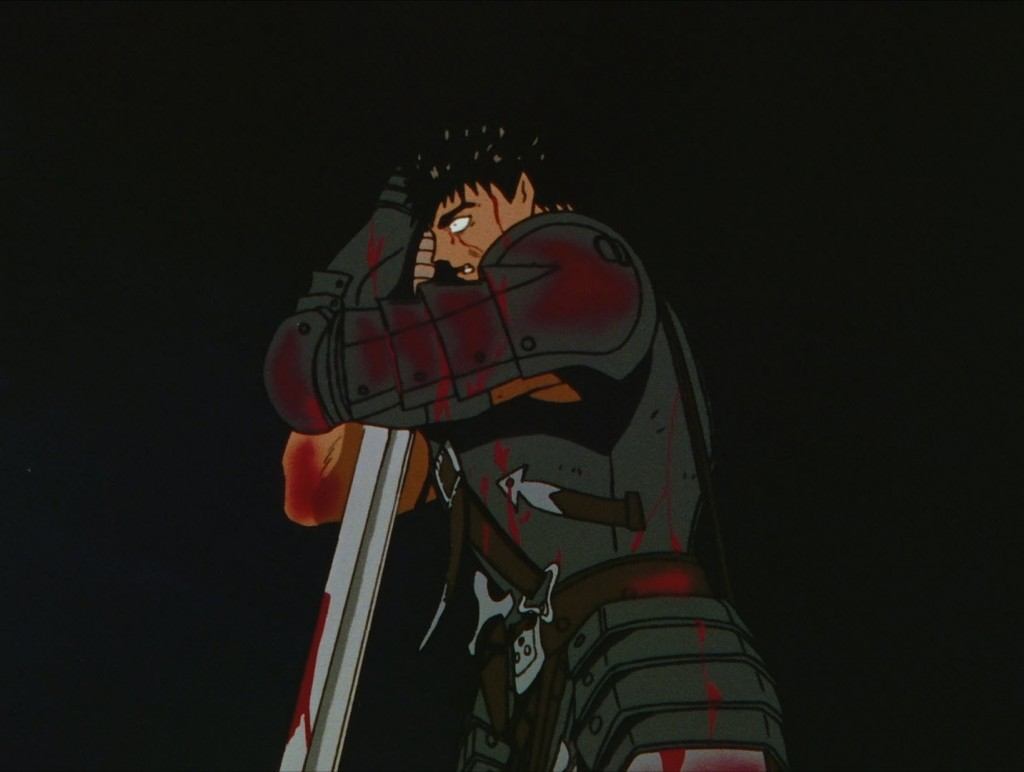 guts exhausted